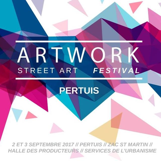 ARTWORK FESTIVAL 2 & 3 SEPTEMBRE 2017